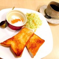トーストセット750